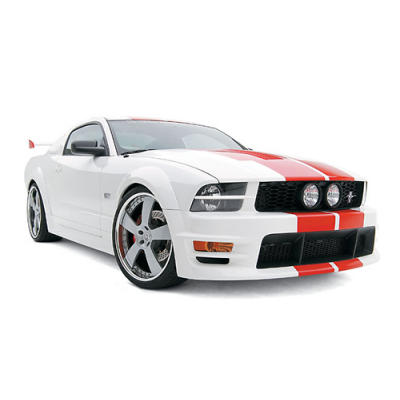3dCarbon Kit Boy-Racer 10 pièces Mustang 2005-2009 GT V6