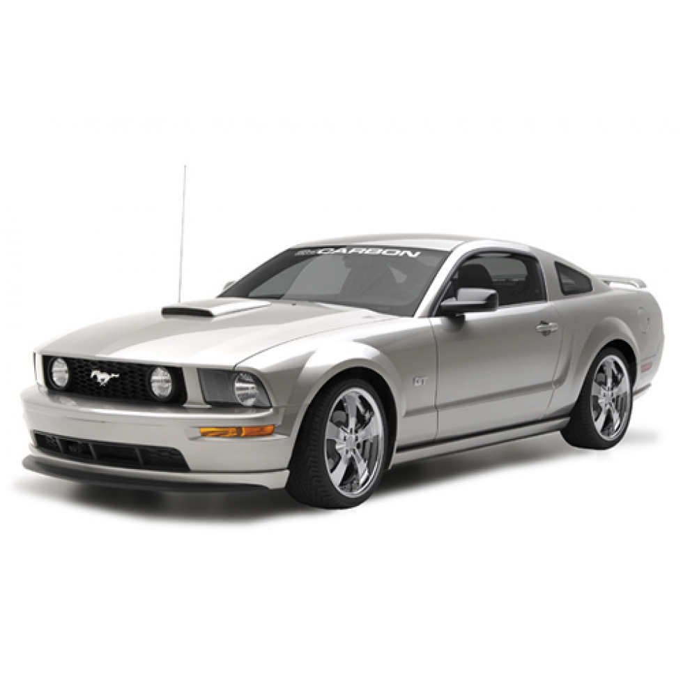 2005 Ford Gt Interior: 3dcarbon-chin-spoiler-mustang-2005-2009-3d-691013