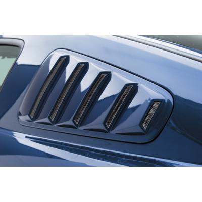 3dCarbon Scoop vitre de côté Mustang 2005-2009