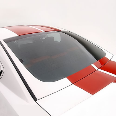 3dCarbon Rear window U-trim Mustang 2005-2014