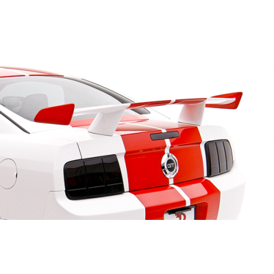3d Carbon Boy Racer Wing 2005-2009 Mustang