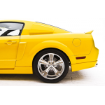 3dCarbon Window scoops Mustang 2005-2009