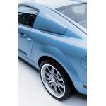 3dCarbon Louvers vitre de côté Mustang 2005-2009