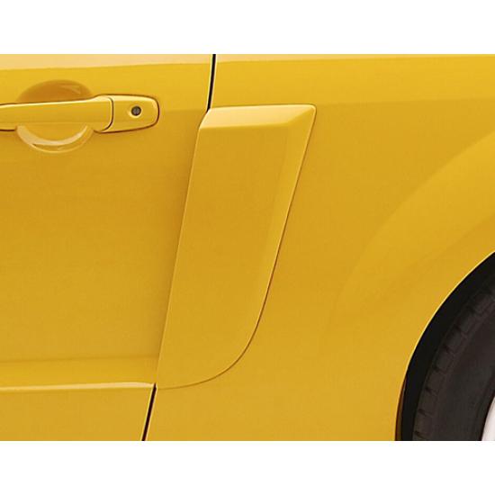 3dCarbon scoop de côté Mustang 2005-2009
