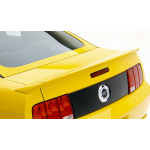 3d Carbon Ducktail Wing 2005-2009 Mustang
