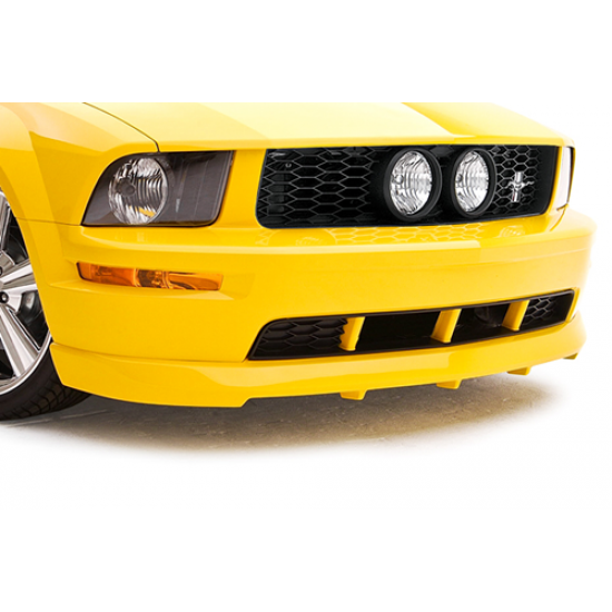 3dCarbon Valence avant style GT Mustang 2005-2009