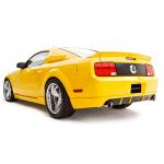 3dCarbon Valence arrière style GT Mustang 2005-2009