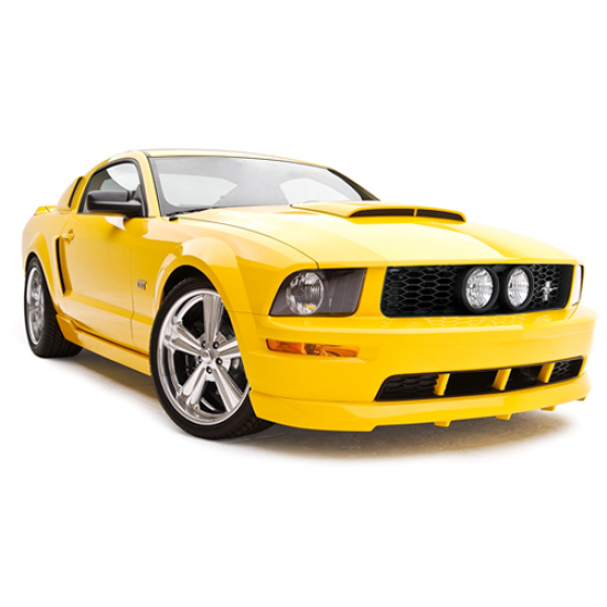 3dCarbon Body-Kit style GT 4 pièces Mustang 2005-2009 GT