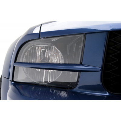 3dCarbon Headlight splitters Mustang 2005-2009