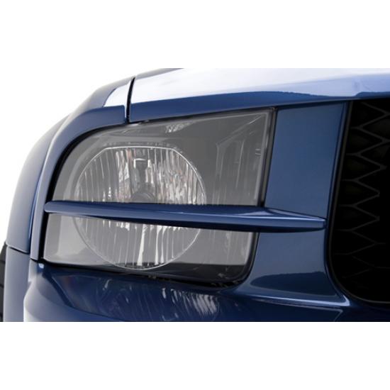 3dCarbon séparateur de lumière avant Mustang 2005-2009