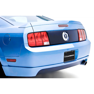 3dCarbon Valence arrière V6 Mustang 2005-2009