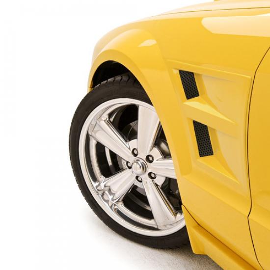 3dCarbon Vents d'aile Mustang 2005-2009 GT V6 GT500