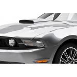 3d Carbon OEM Style Hood Scoop 2005-2009 Mustang GT/V6
