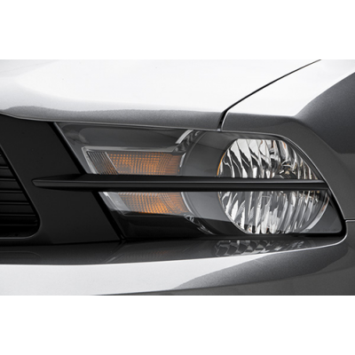 3dCarbon Headlight splitters Mustang 2010-2012 GT