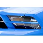 3dCarbon séparateur de lumière avant Mustang 2010-2012 V6