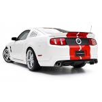 3dCarbon Panneau arrière Mustang 2010-2014