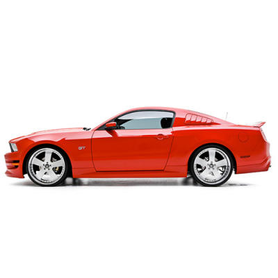 3d Carbon 6 piece Boy Racer Body-Kit 2010-2012 Mustang GT/V6