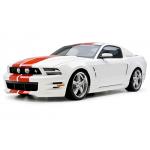 3dCarbon vents d'aile Mustang 2010-2014