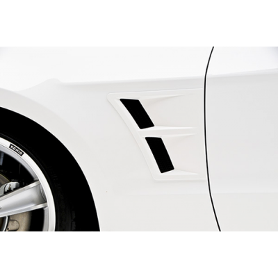 3dCarbon Front fender vents Mustang 2010-2014
