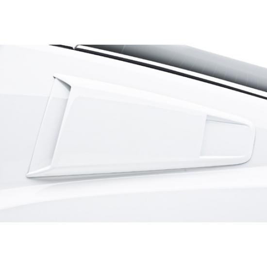 3dCarbon Scoop vitre de côté type 3 Mustang 2010-2014