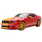 3dCarbon Body-kit Boy Racer 10 pièces Mustang 2013-2014