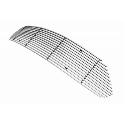1-APS Grille du haut Mustang EcoBoost 2018-2020 Stainless