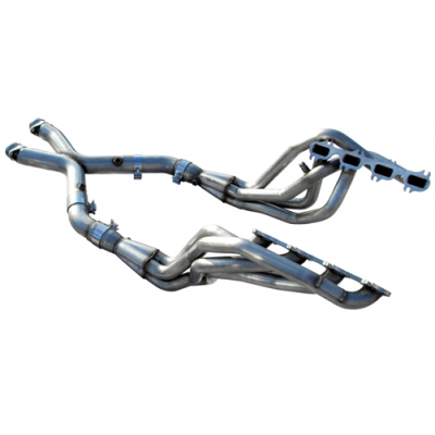 ARH Header 1.3/4'' x 2.5'' X-pipe no cats Mustang 1999-2004 Cobra GT 4.6L