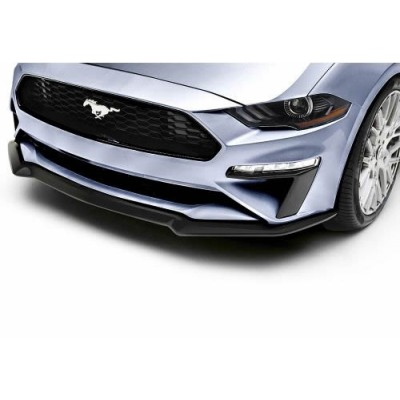 Air Design Ajout Avant Noir Satiné 2018-2019 Mustang sauf Performance Pak 2