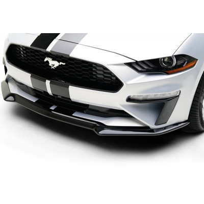 Air Design Chin Spoiler Gloss Black 2018-2019 Mustang except Performance Pak 2