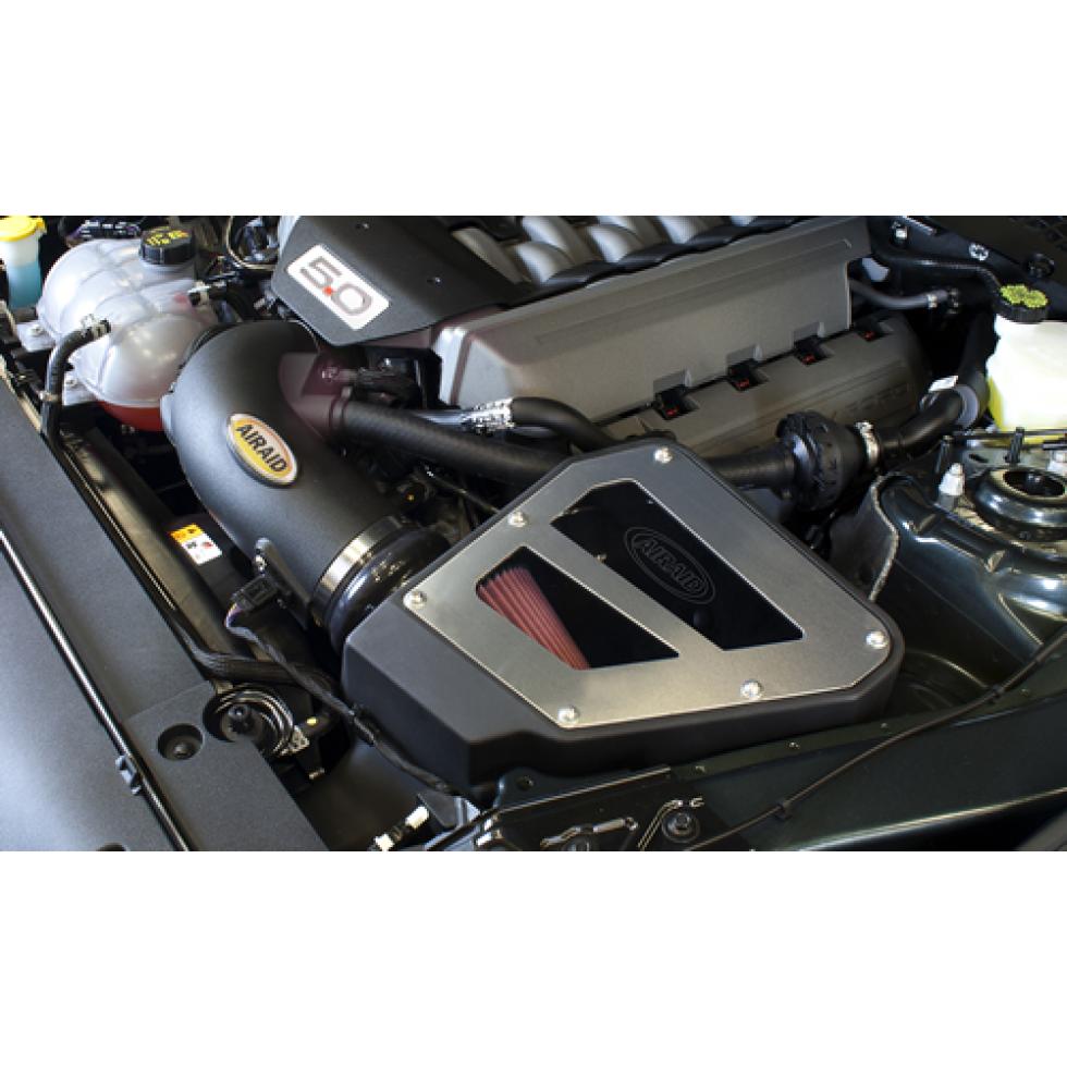 Airaid Cold Air Intake Mustang 2015 2017 Gt Air450328
