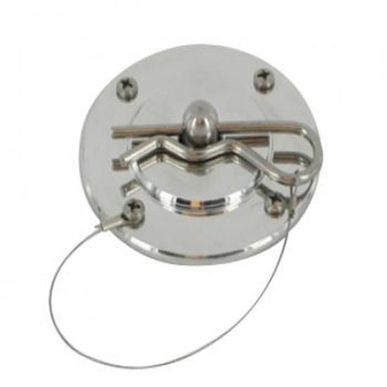 AS Hood pin poli décoratif non fonctionnel avec cable