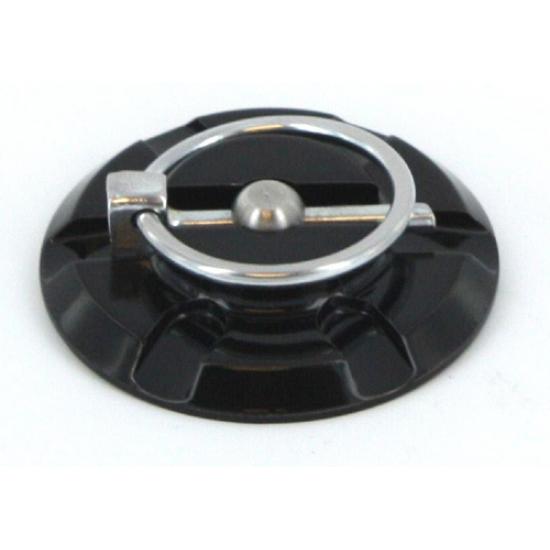 AS Hood pin noir décoratif non fonctionnel