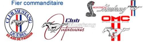 commanditaire club mustang