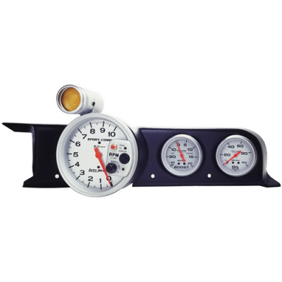 Autometer Tach pod dash Mustang 1987-1993