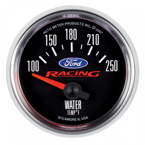 Autometer Cadran température eau Ford Racing