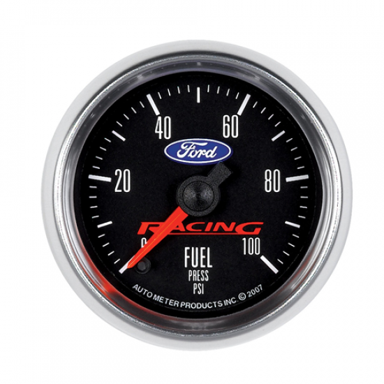 Autometer Fuel press gauge Ford Racing