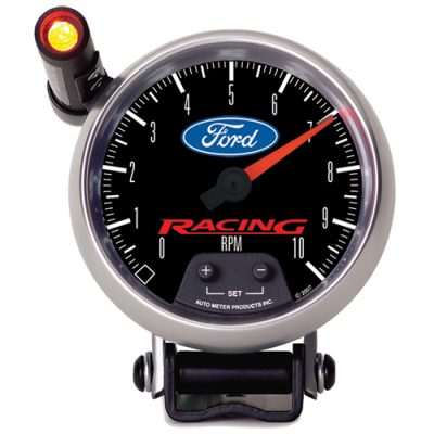 Autometer Cadran tach avec shift-lite Ford Racing