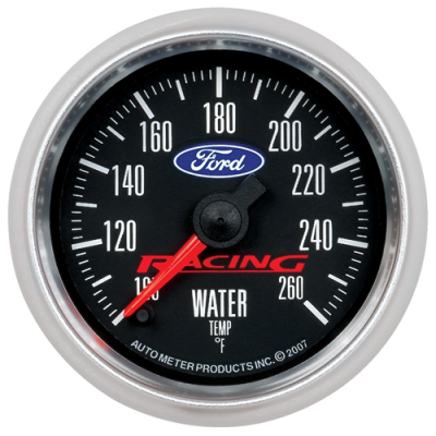 Autometer Water temperature gauge Ford Racing