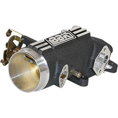 BBK 78mm Throttle Body + Plenum 1996-2004 Mustang GT