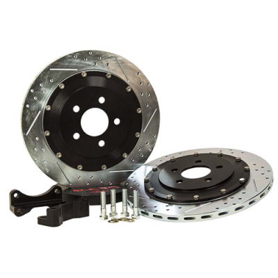 Baer Rotor arrière 14'' 2 pièces Mustang 2013-2014 GT500