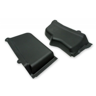 CPC Battery & Brake Reservoir Covers 2005-2014 Mustang GT/V6/BOSS