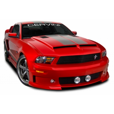 Cervinis Hood Ram Air type 4 Mustang 2010-2012 GT V6