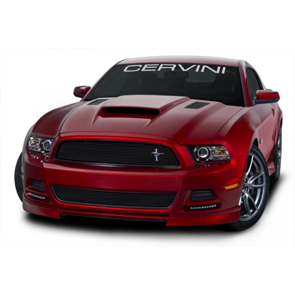 cervinis grille du bas noir mustang 2013 2014 gt v6 boss c7277b. Black Bedroom Furniture Sets. Home Design Ideas