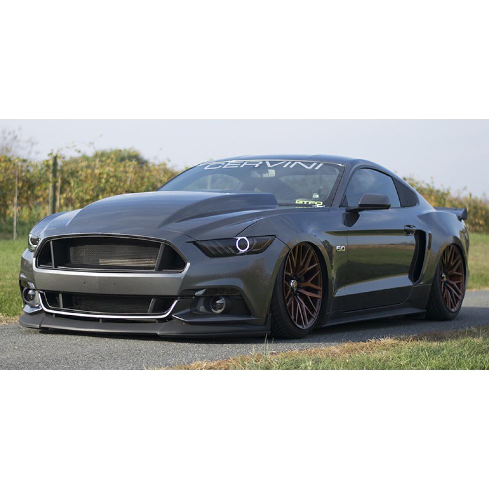 Cervinis 4 Inch Cowl Hood Mustang 2015 2017 C1234