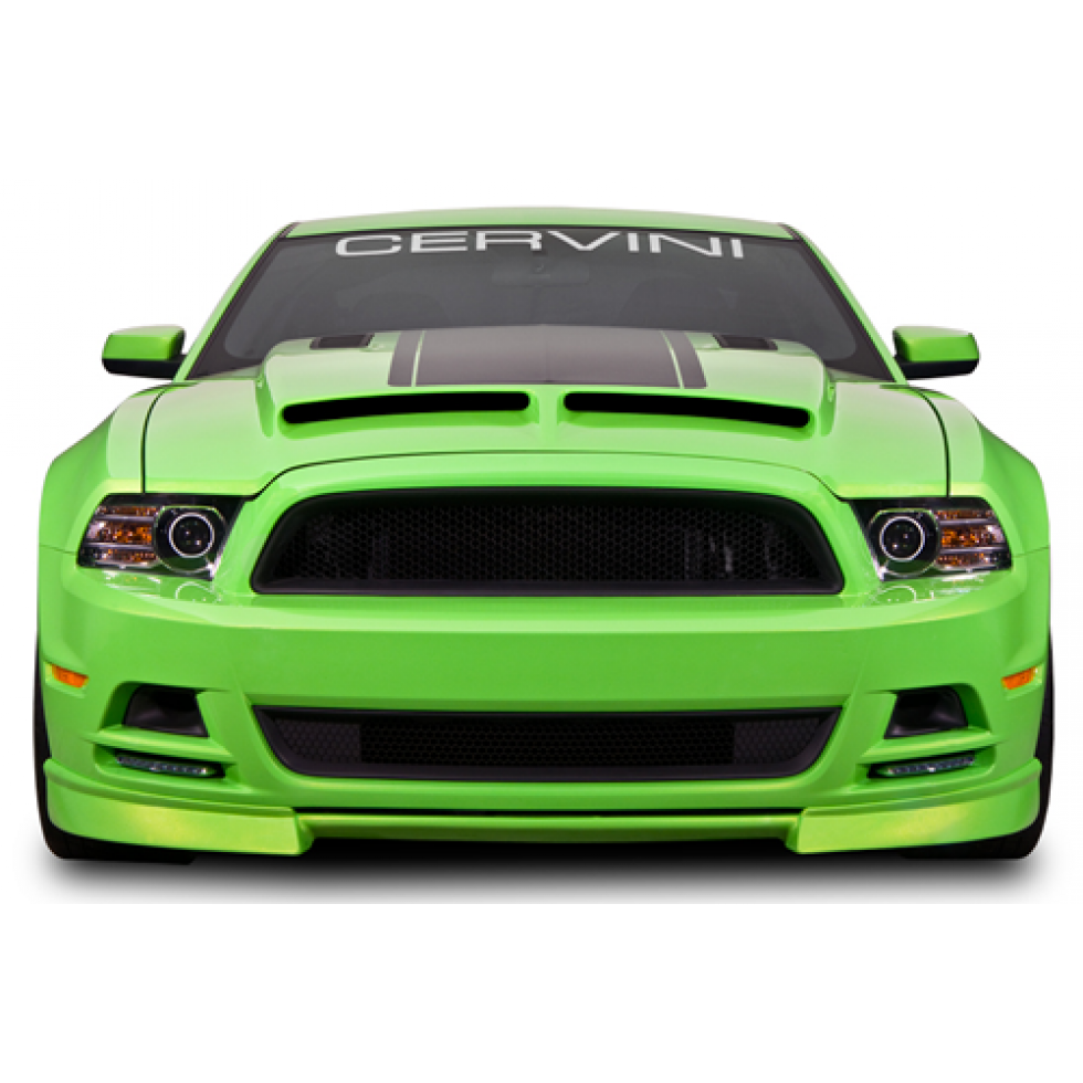 Cervinis C Series Chin Spoiler Mustang 2013 2014 C4412