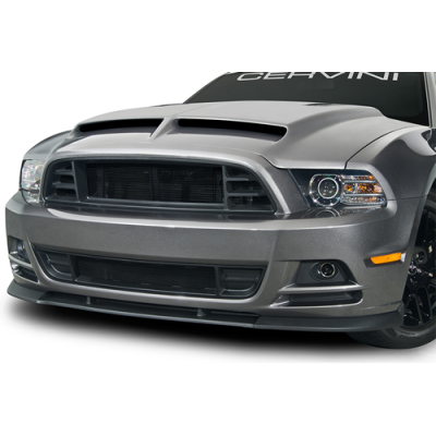 Cervinis GT 500 Style chin spoiler Mustang 2013-2014