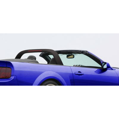 Classic design concepts Light Bar imitation Fibre de Carbone Mustang 2005-2014