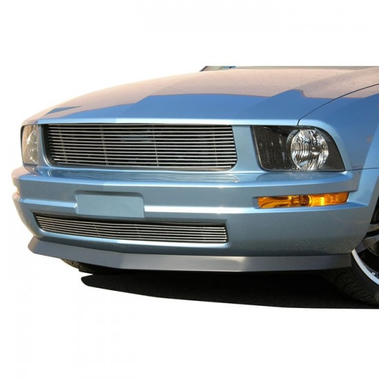 Classic design concepts Front chin spoiler Mustang 2005-2009 V6