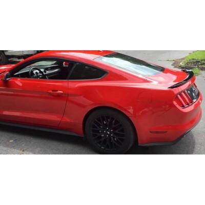 C2C Gloss Black OEM Style Rear Spoiler 2015-2020 Mustang Hardtop & Convertible