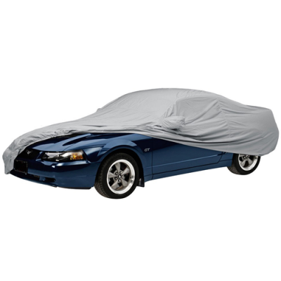Covercraft Housse d'auto 4 épaisseurs gris Mustang  1999-2004
